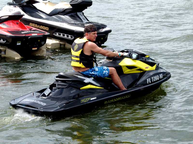 Sea Doo Rxp X 260 >> My First Look at the All-New 2012 RXP-X 260 | Sea-Doo Onboard