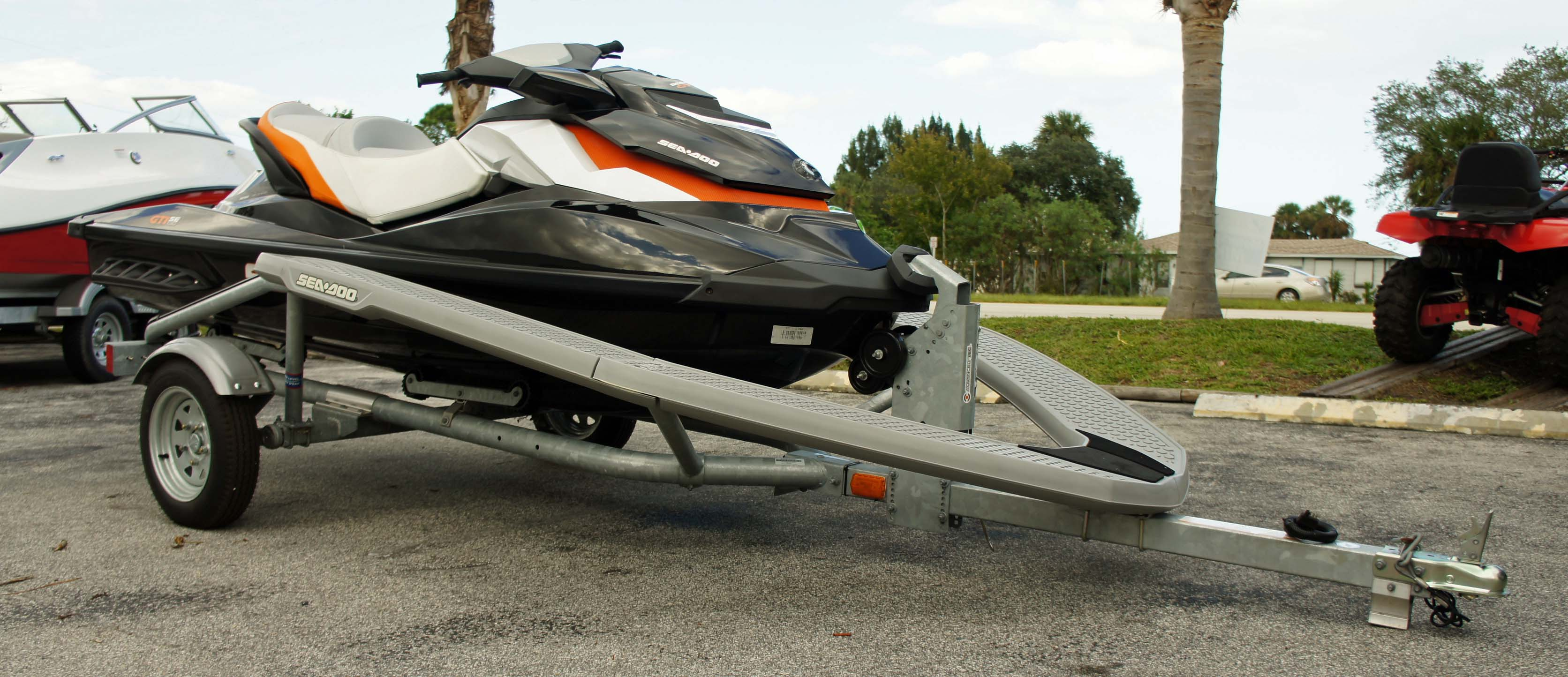 doctor doo ensure your sea doo is comfortable trailer care sea doo onboard. Black Bedroom Furniture Sets. Home Design Ideas