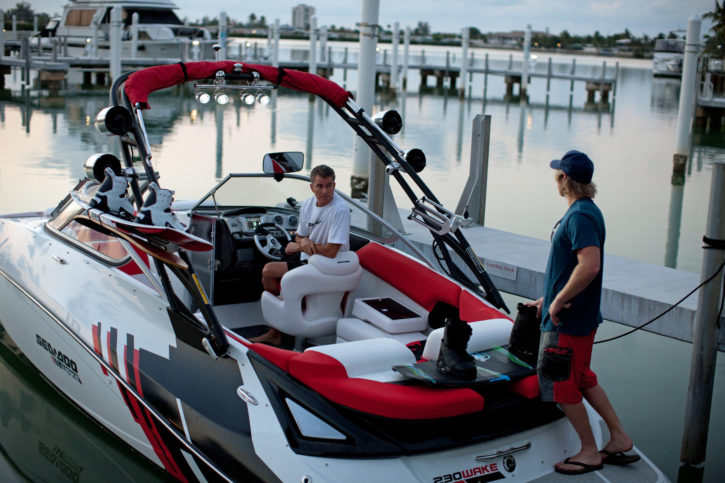 motorboating | Sea-Doo Onboard