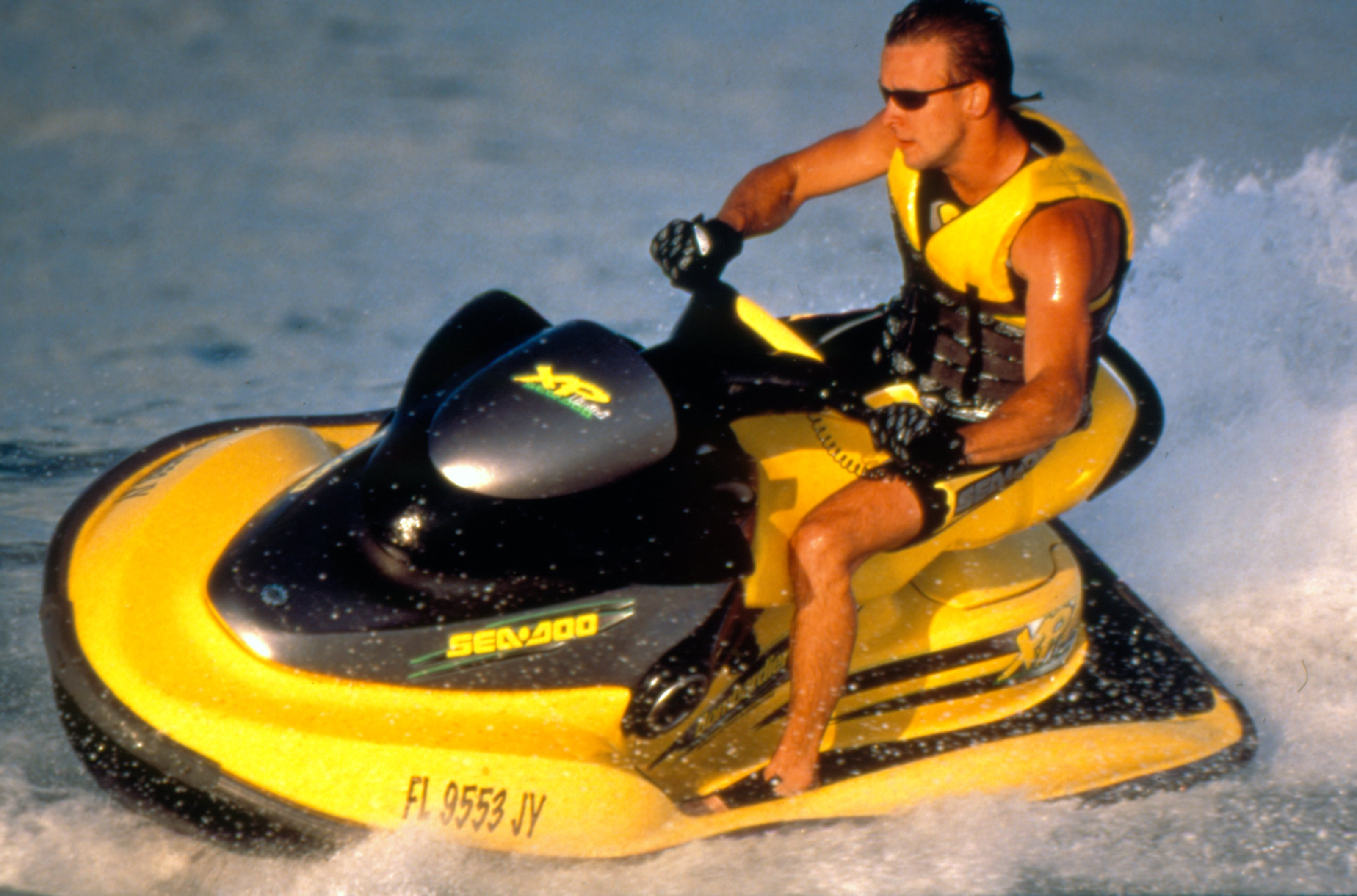 1998 Sea-Doo XP Limited watercraft