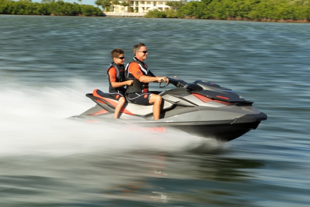 2012 Sea-Doo GTI Limited 155