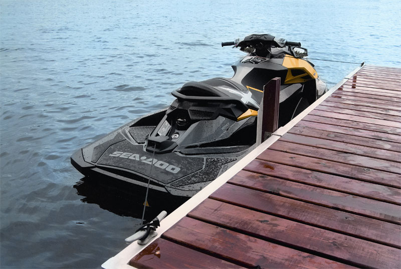 how to dock a seadoo | Sea-Doo Onboard