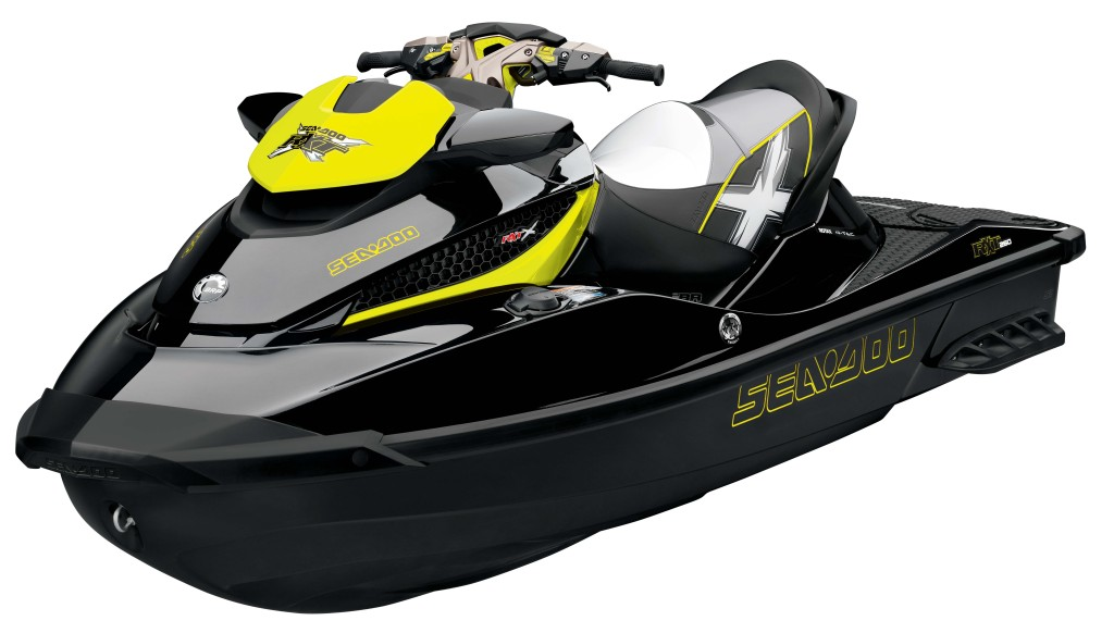 2013 Sea-Doo RXT X 260 - smaller Studio - Front3-4