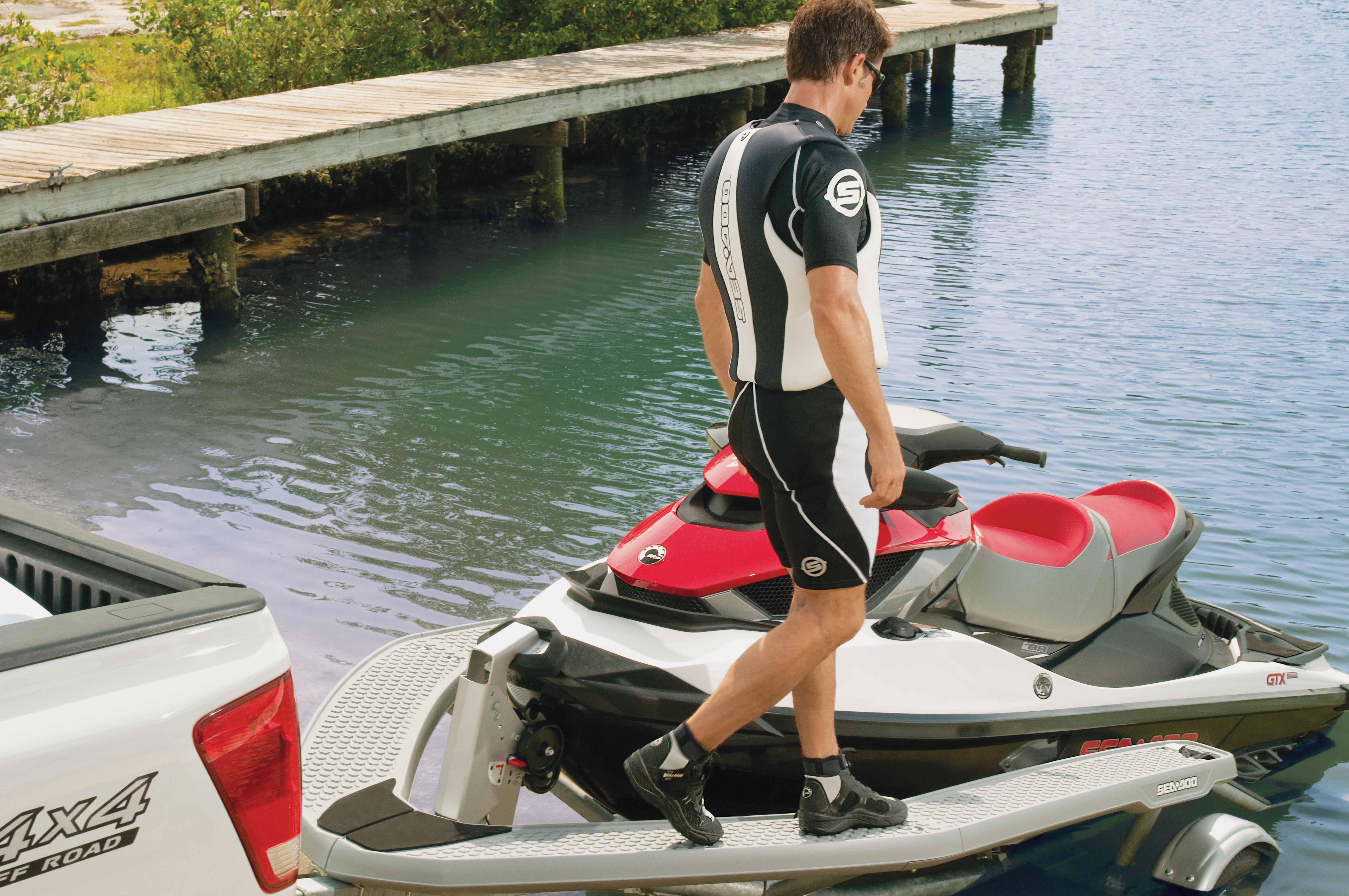 High Performance Sea Doo Onboard