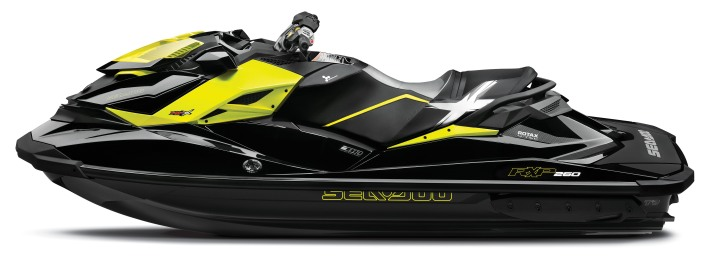 2013 Sea-Doo RXP-X 260 - Studio - Profile shd