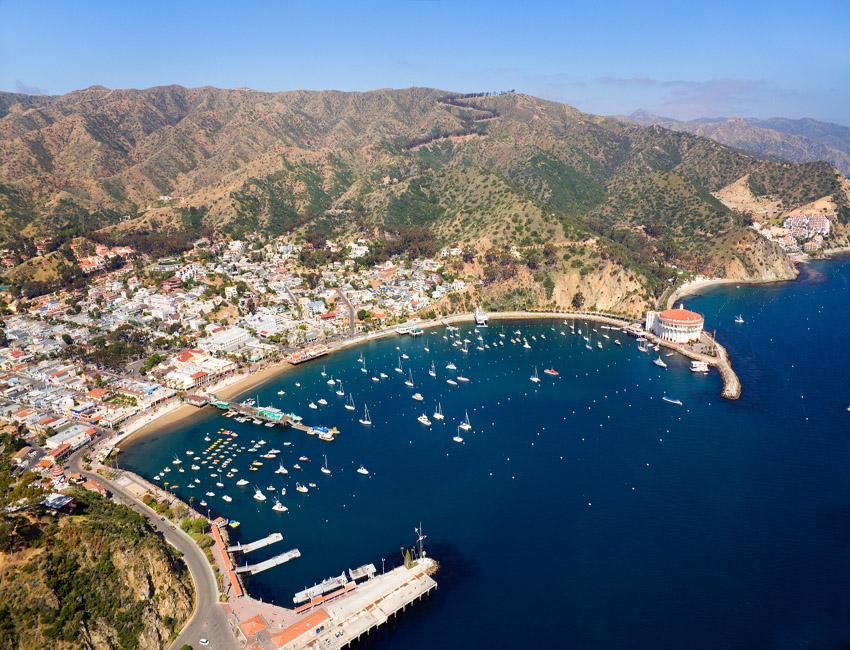 Catalina Island To Long Beach Time