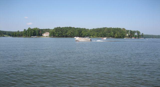 Fishing sea doo onboard for Lake oconee fishing