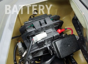 sea-doo battery