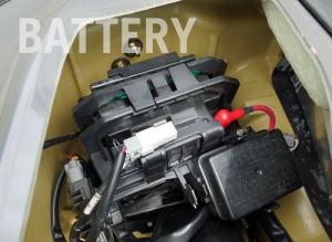 sea-doo battery