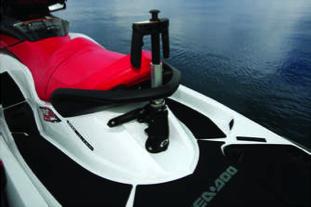 Kawasaki Jet Ski Wakeboard Rack