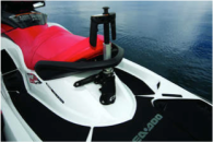 Retractable ski pylon thumbnail