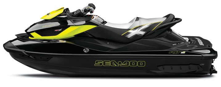 smaller for blog 2013 Sea-Doo RXT X aS 260 - Studio - Profile shd