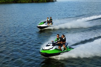 2013 Sea-Doo GTI SE - Action6