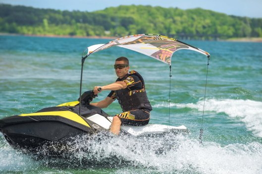 2014 SEA-DOO CHILL SHADE ACTION1