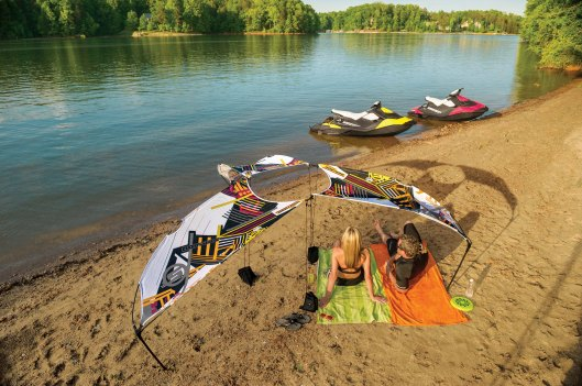 2014 SEA-DOO CHILL SHADE LIFESTYLE - BEACH