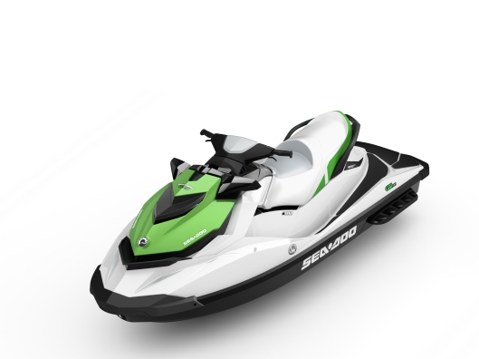 2014 SEA-DOO GTI  130_STUDIO-QUARTER-GREEN