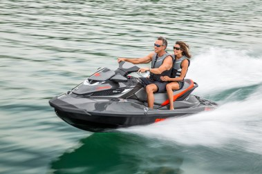 2014 SEA-DOO GTX LIMITED 215-Action4