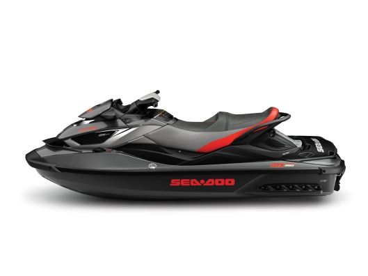 2014 SEA-DOO GTX LIMITED iS 260_STUDIO_Profile