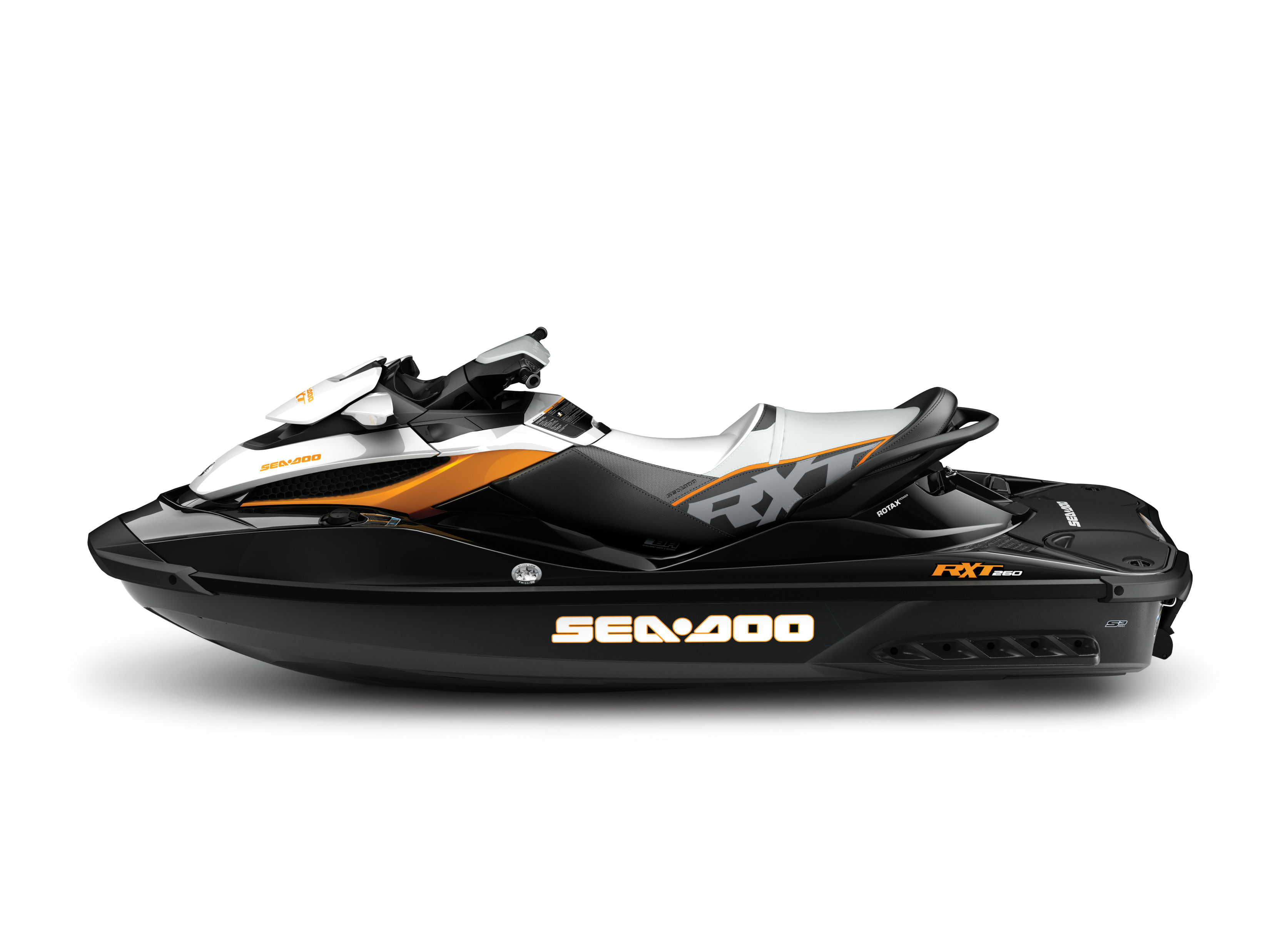 ... 2014 SEA-DOO RXT 260 - STUDIO - Profile