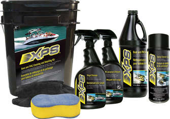 XPS boat detailing kit