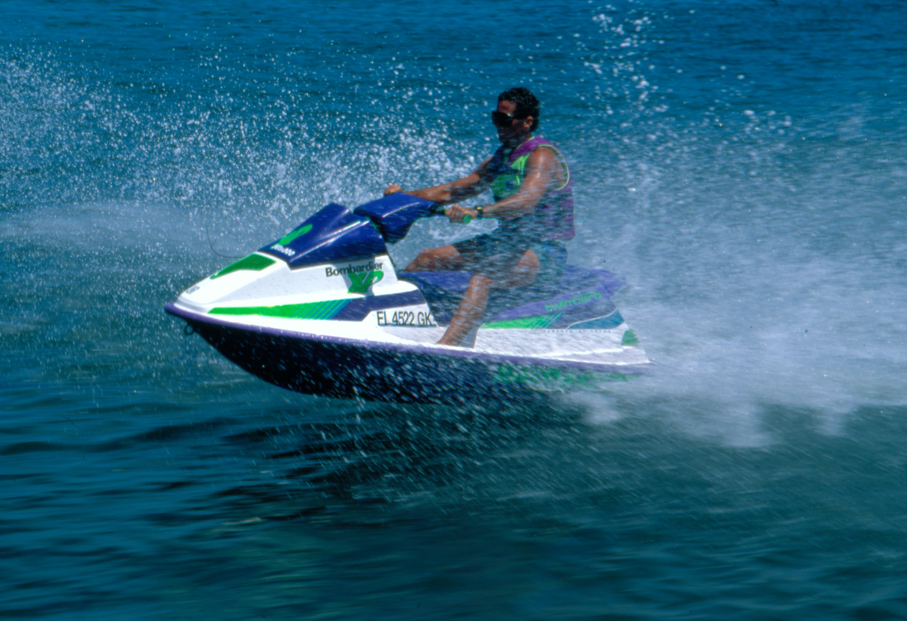 TBT Throwback Thursday The 1991 Sea Doo XP