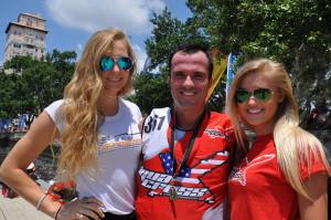 ERIC LAGOPOULOS WINS THE JACKSONVILLE ROUND OF AQUAX ON HIS SEA-DOO GTR 215