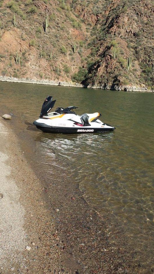 Rick Iverson Apache lake, AZ