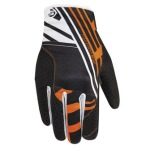 attitude full finger gloves