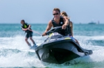 2015 Sea-Doo Spark with new TOW PRO accessory