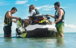 2015 Sea-Doo WAKE 155 - official tow vehicle of the NIKE Wake Team