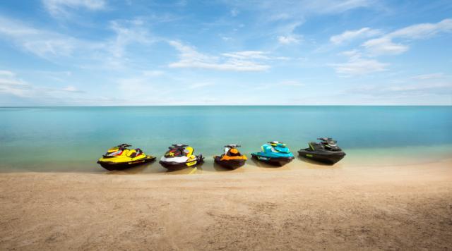 high performance watercraft | Sea-Doo Onboard