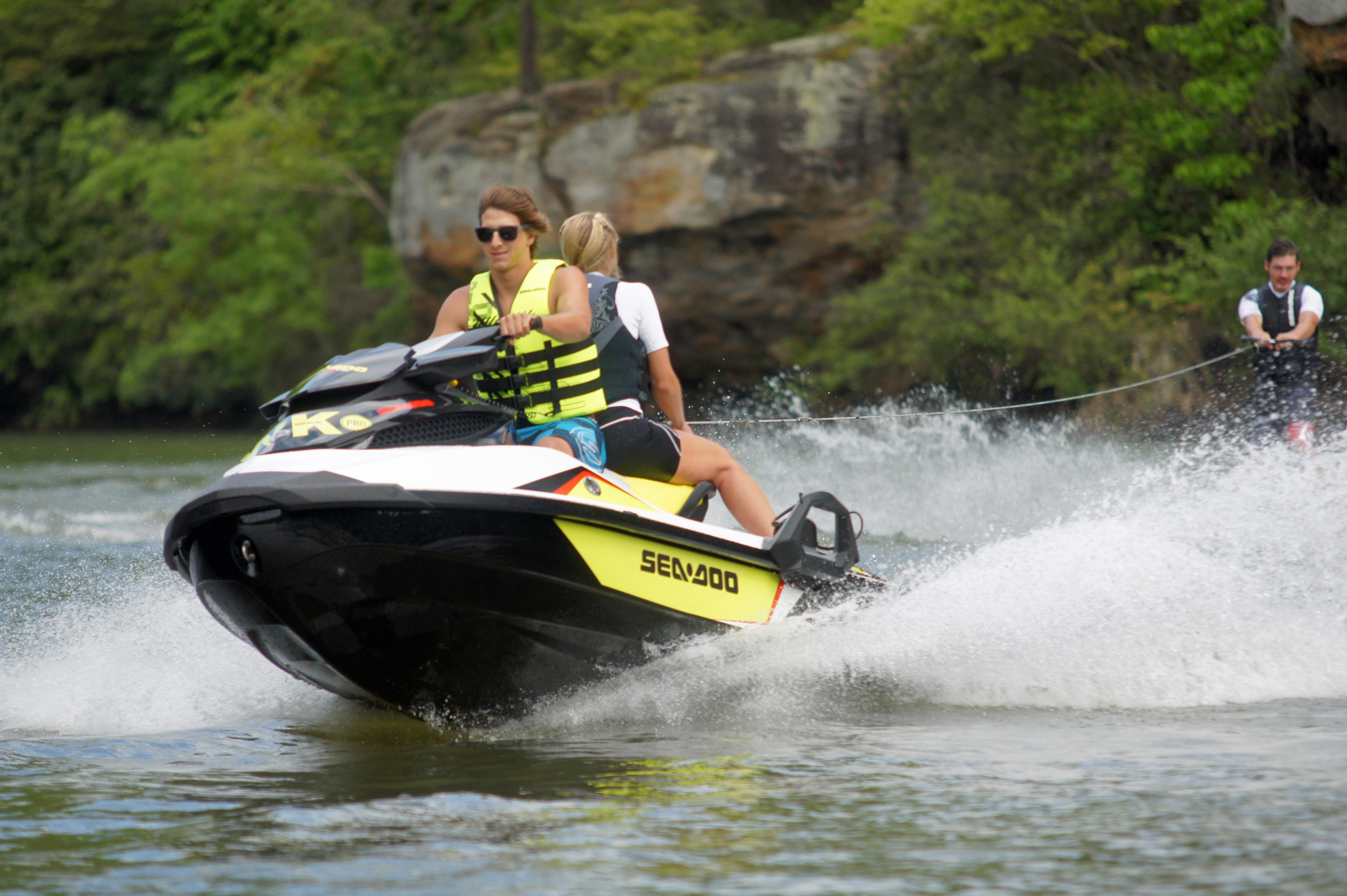 Ski Mode Sea Doo Onboard Water Tow Harness Wake Pro 215