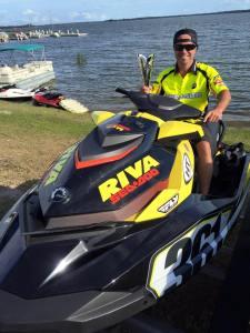 AquaX Champion, Eric Lagopouls