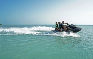 2016 Sea-Doo GTX 155 - Action3