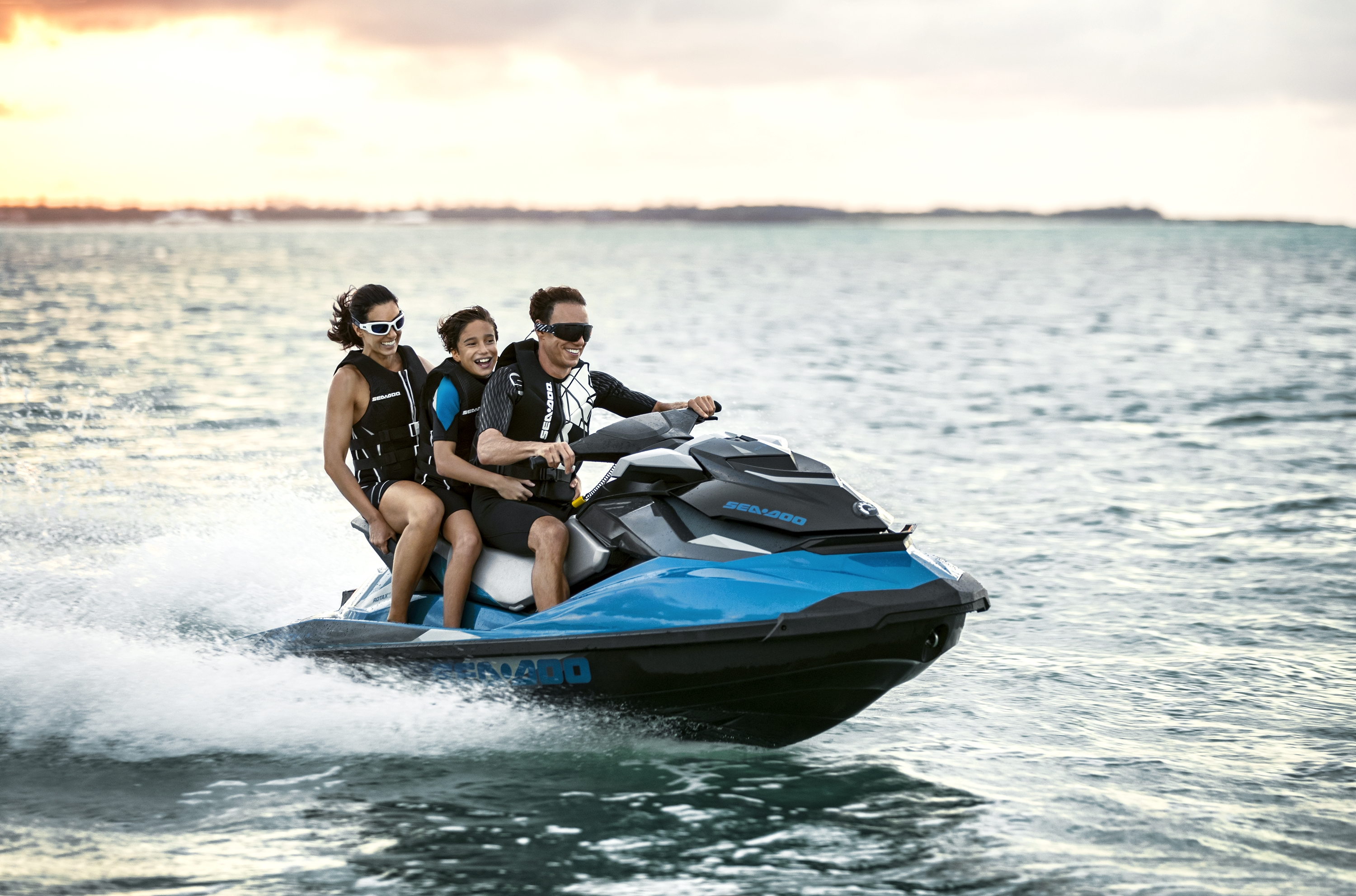 2018 SEA-DOO GTS and GTI WATERCRAFT | Sea-Doo Onboard