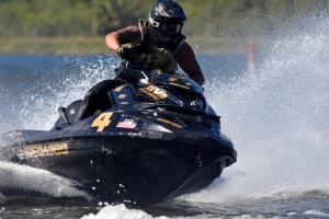 2017 Pro Watercross World Championship Erminio Iantosca - Sea-Doo X Team Racer