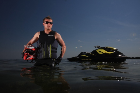 2012 Sea-Doo RXP-X - Racer James Bushell