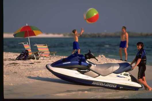 2000 Sea-Doo GTX DI